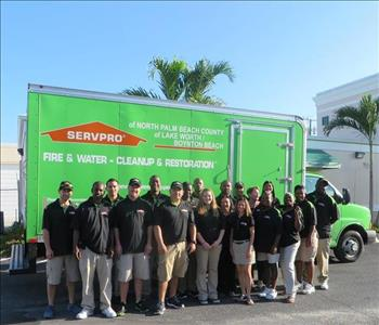 SERVPRO of Lake Worth / Boynton Beach Team